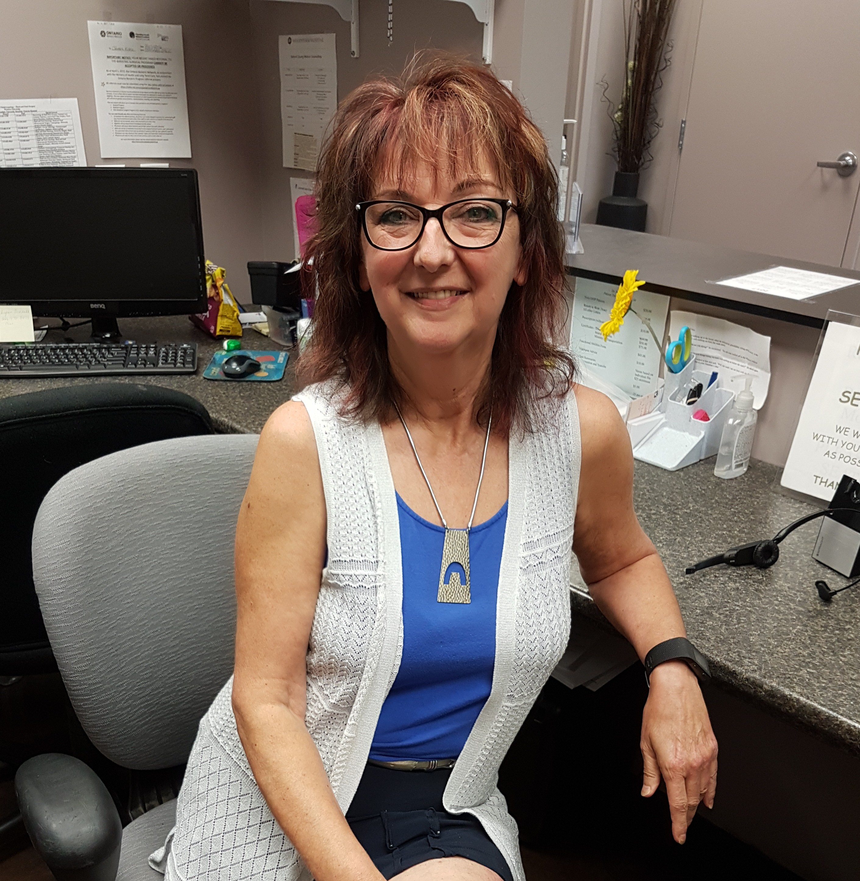 Darlene McLean – Office Manager